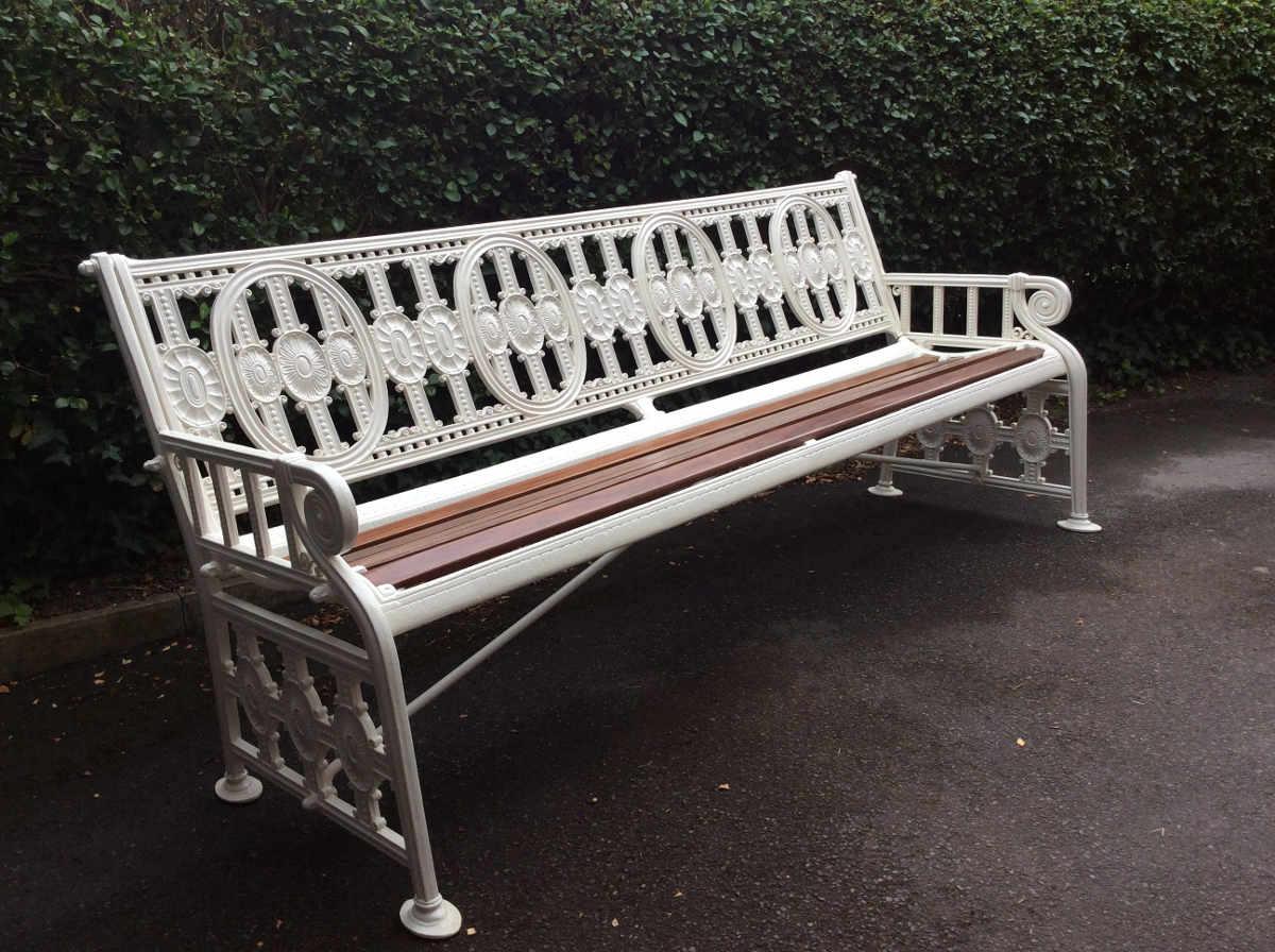 Coalbrookdale Garden Furniture Renovation And Restoration